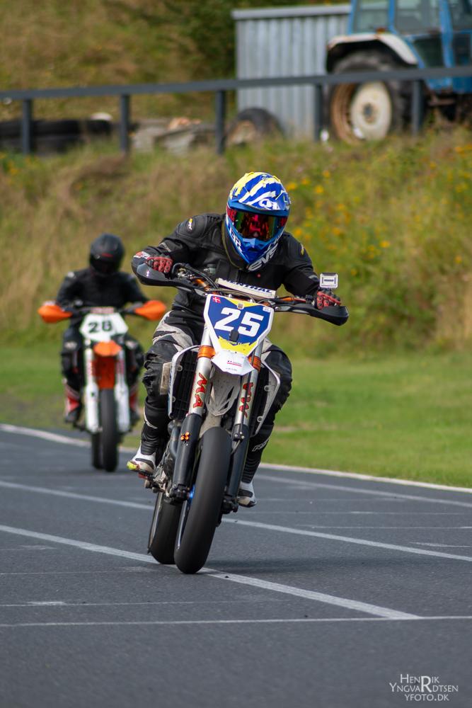 Supermoto og Mini Racing, 22-08-21, Asserballe