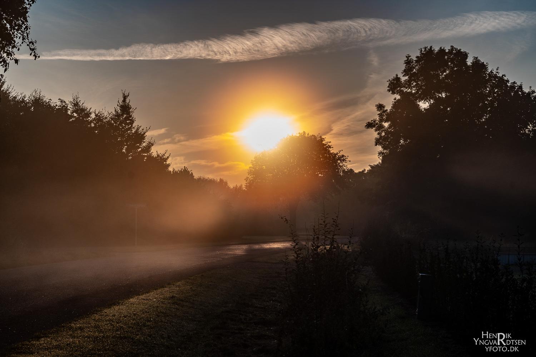 Solopgang, Tønder 2021