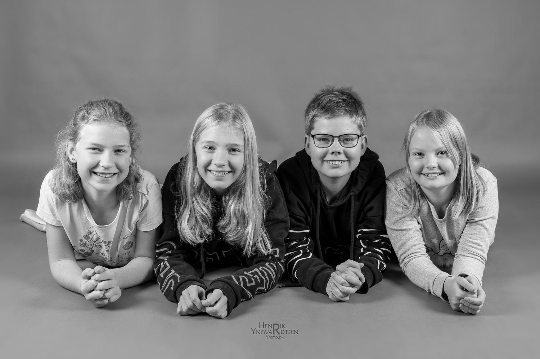 4 børn - Meyer-kørchen