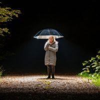 Paraplyens lys